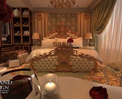 عکس ورژن 2 اتاق خواب ستارزاده به سبک کلاسیک
