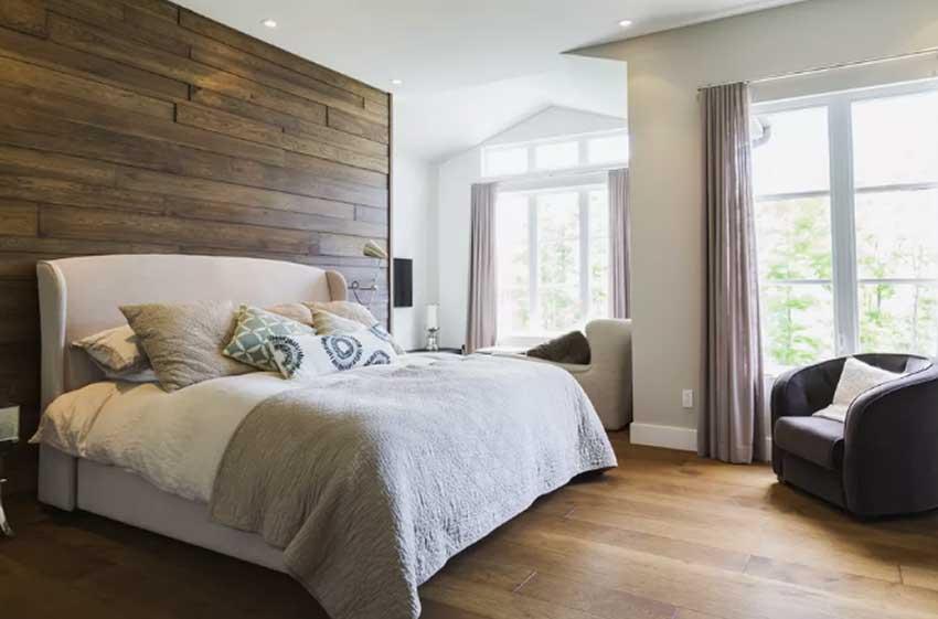 دکوراسیون اتاق خواب زیبا با طراحی ساده