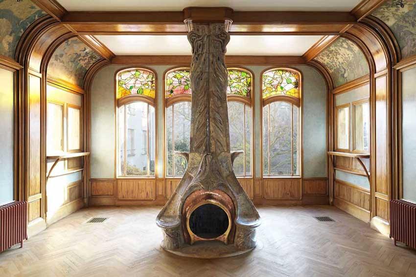 سبک هنر نو (Art Nouveau Style)