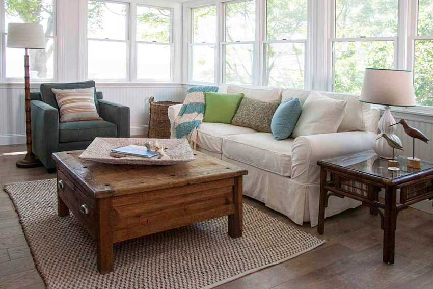سبک خانه ساحلی (Beach House Style)