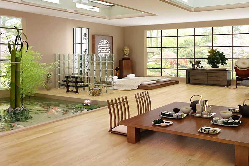 سبک ژاپنی (Japanese Style)