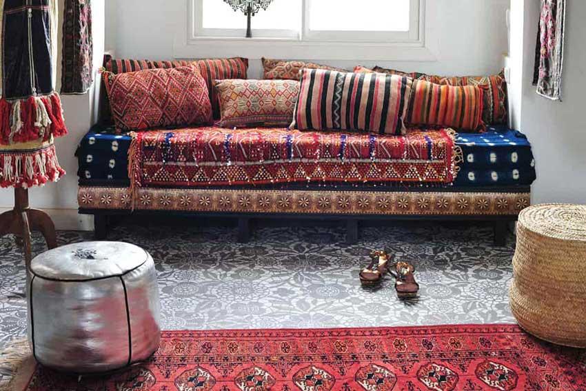 سبک مراکش (Moroccan Style)