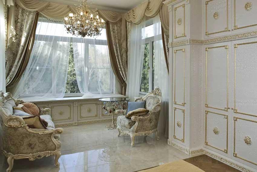 سبک روکوکو (Rococo Style)